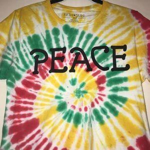 Fifth Sun Peace Tee Shirt